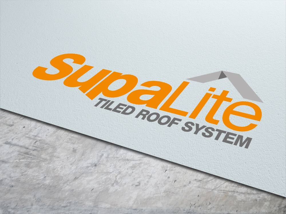 SupaLite Logo Branding