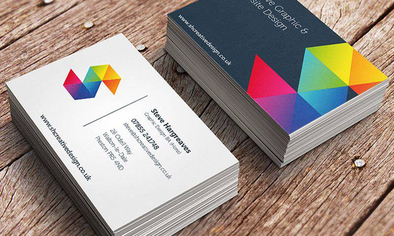 business cards print design quality