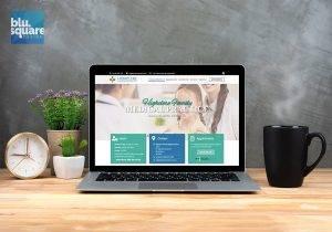 Website Design Highclere Medical Centre